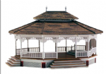 Woodland Scenics WBR5035 HO Grand Gazebo / Band Stand